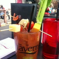 Photo taken at The Tavern Uptown by Rochelle C. on 12/1/2012
