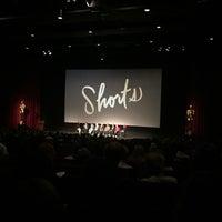 Photo taken at Samuel Goldwyn Theater by Mike H. on 2/24/2016