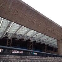 Photo taken at National Auditorium by Eduardo P. on 7/10/2013