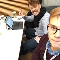 Photo taken at Microsoft Talo by Mikko R. on 11/2/2015
