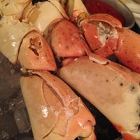 Photo taken at Joe's Stone Crab by Vincent C. on 12/23/2012