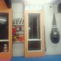 Photo taken at Combat Kickboxing by Alex S. on 12/5/2013