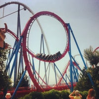 Photo taken at PortAventura Park by Анна Ж. on 7/8/2013