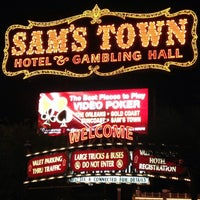 Photo taken at Sam's Town Hotel & Gambling Hall by Jake L. on 3/30/2013