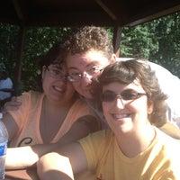 Photo taken at Kiwanis Fish Creek Park by K C. on 7/27/2013