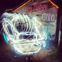Photo taken at G'Raj Mahal Cafe by John J. on 2/17/2013