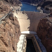 Photo taken at Hoover Dam by Marc M. on 4/19/2013