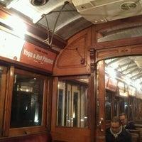 Photo taken at M-Line Trolley by Carlton W. on 1/18/2013