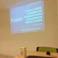 Photo taken at Secretaría de Movilidad by Dayana G. on 8/28/2014
