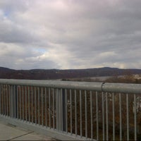 Photo taken at Walkway Over the Hudson State Historic Park by Journo G. on 11/24/2012