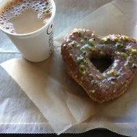 Photo taken at Doughnut Plant by Monica J. on 2/10/2013
