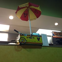 Photo taken at George's Gyros Spot #2 by Linny F. on 12/11/2012