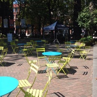 Photo taken at Pioneer Square by Justus F. on 7/23/2016