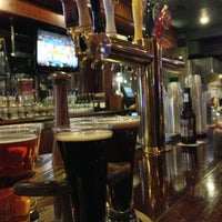 Photo taken at Triple 7 Restaurant & Brewery by Tak U. on 12/25/2012