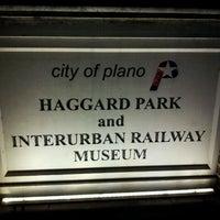 Photo taken at Interurban Railway Museum by Ben C. on 12/1/2012