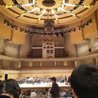 Photo taken at Roy Thomson Hall by Matthew M. on 1/27/2013