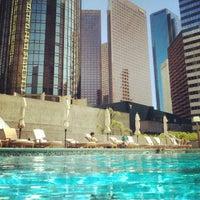 Photo taken at The Westin Bonaventure Hotel & Suites, Los Angeles by Kris H. on 4/9/2013