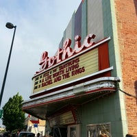 Photo taken at The Gothic Theatre by Brian K. on 6/15/2013