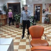 Photo taken at Cалон красоты Madre's by Sasha I. on 4/20/2013