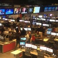 Photo taken at CNN Center by Bernadette L. on 12/30/2012