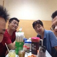 Photo taken at Kuetiaw Sapi Aciap by Elias P. on 5/27/2015