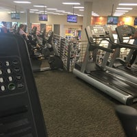 Photo taken at LA Fitness by Nicole B. on 5/17/2016