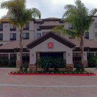 Photo taken at Hilton Garden Inn San Diego Del Mar by Evan K. on 11/7/2012