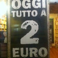 Photo taken at Il Libraccio by Manuela S. on 10/2/2012