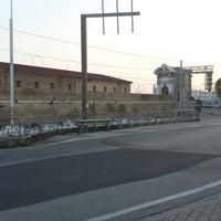 Photo taken at Ancona Ferries Terminal by Funda♡Dora Efe♡Cihan K. on 7/3/2014