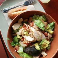 Photo taken at Panera Bread by Maria R. on 5/8/2014