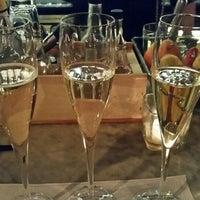 Photo taken at Rittergut Wine Bar & Social Club by Liz S. on 4/14/2016