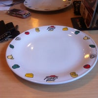 Photo taken at Pizza Hut by Eric F. on 3/6/2013