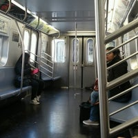 Photo taken at MTA Subway - 20th Ave (N) by Michi on 10/10/2016