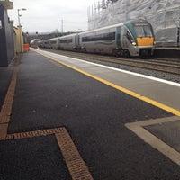 Photo taken at Kildare Railway Station by Abdulaziz A. on 11/27/2013