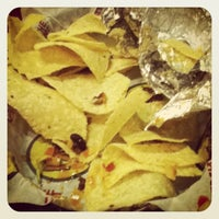 Photo taken at Moe's Southwest Grill by Ria B. on 11/8/2012