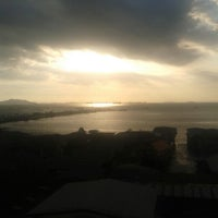 Photo taken at SeaView Sriracha Hotel by あみ (. on 5/22/2014