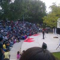 Photo taken at Facultad de Comunicación y Mercadotecnia de la UDLSB by Jonathan S. on 9/24/2013