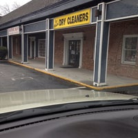 Photo taken at Admiral Dry Cleaners by Lawrence W. on 12/10/2013