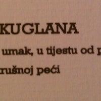 Photo taken at Kuglana by Radoja I. on 8/2/2014