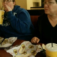 Photo taken at Moe's Southwest Grill by Heather M. on 3/20/2013