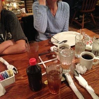 Photo taken at Cracker Barrel Old Country Store by Andrew .. on 2/16/2013