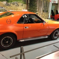 Photo taken at The Antique Automobile Club of America Museum by Chris M. on 7/7/2013