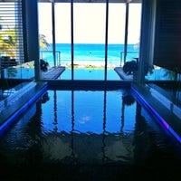 Photo taken at Boca Beach Club, A Waldorf Astoria Resort by Derek K. on 5/23/2013