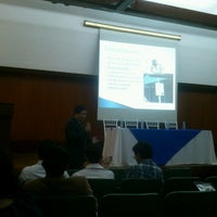 Photo taken at Centro Mexicano Libanés by Monica R. on 9/22/2012