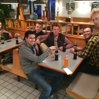 Photo taken at Steve's Pizza by Nate B. on 5/26/2014