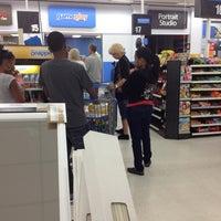 Photo taken at Walmart Supercenter by Allison V. on 4/21/2013