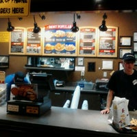 Photo taken at Zaxby's by Christopher E. on 11/17/2011