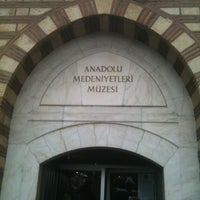 Photo taken at Museum of Anatolian Civilizations by Sezgin D. on 3/23/2013
