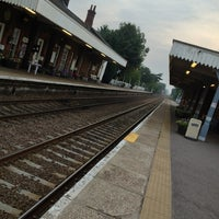 Photo taken at Wymondham Railway Station (WMD) by Jon H. on 8/29/2013