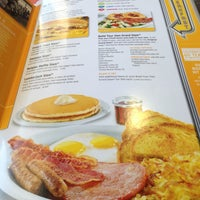 Photo taken at Denny's by Linda S. on 2/24/2013